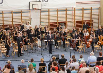 Koncert godalnih orkestrov