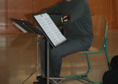 Koncert in delavnica z Duom Clariguitar